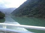 平村ダム湖