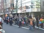 デモと警察